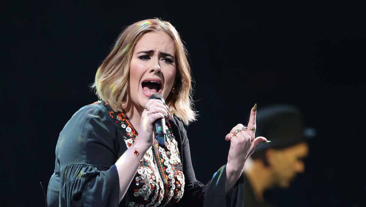 Adele sends her love to Chorley after Someone Like You tribute