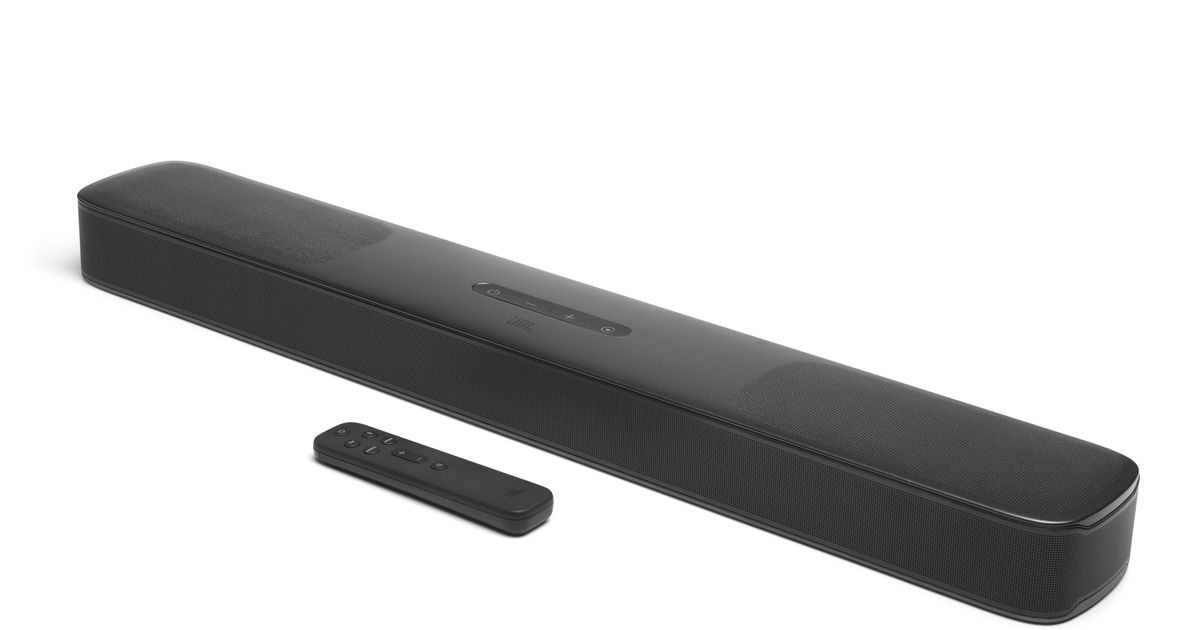JBL Bar 5.0 MultiBeam soundbar offers rare Amazon Multi-Room Music support