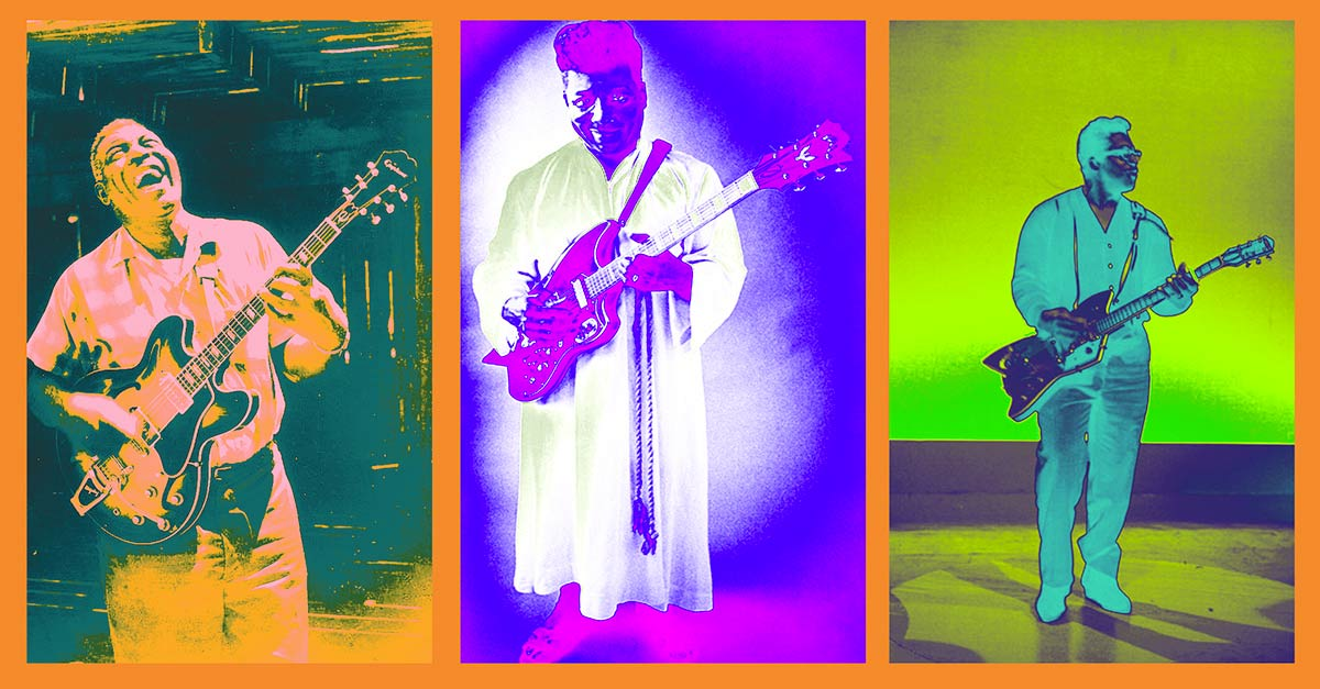 Psychedelic Blues: When The Blues Turned On And Tuned In