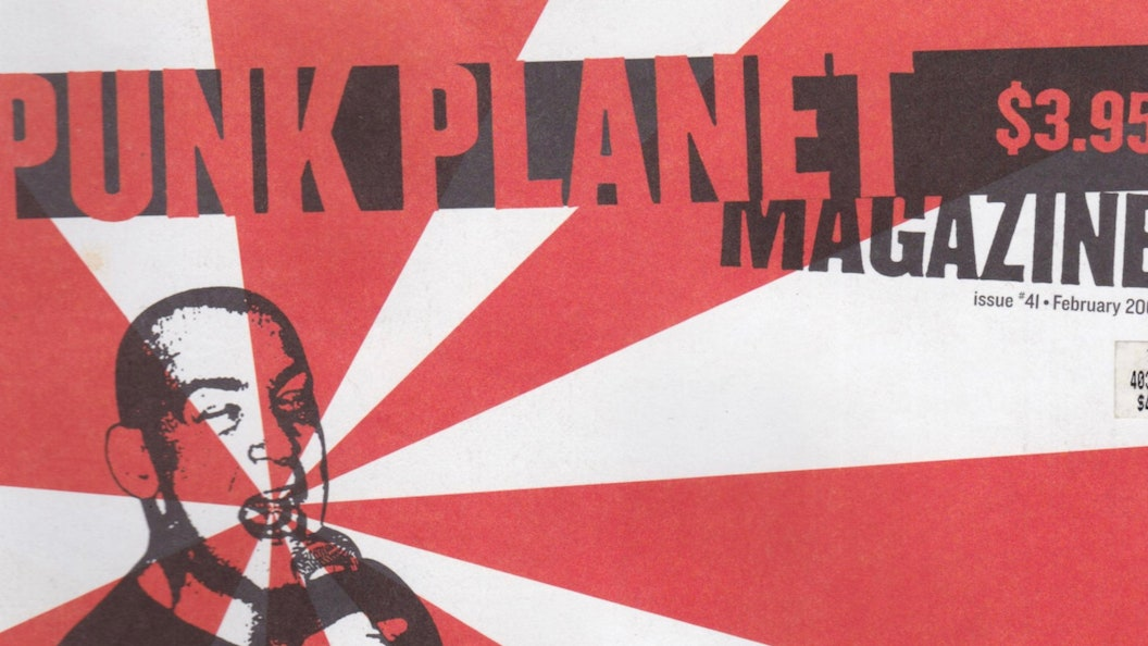 Every Issue of Punk Planet Is Available on the Internet Archive