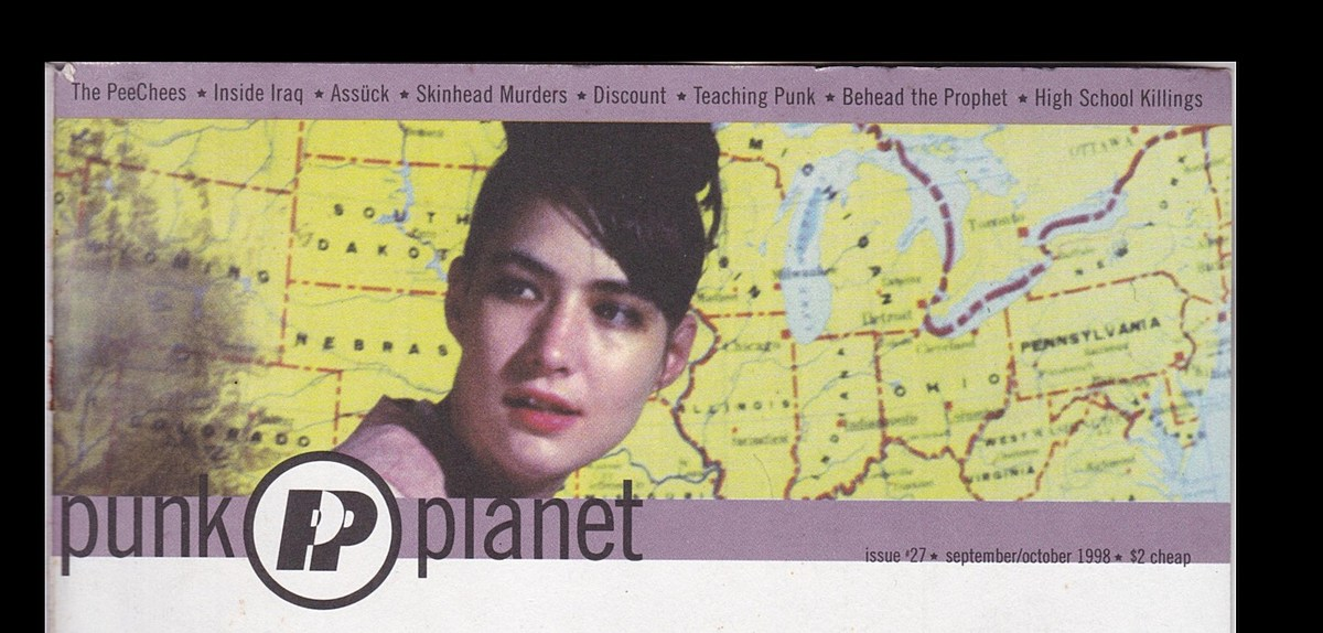 All 80 issues of 'Punk Planet' now available for free online