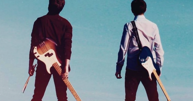 Irish indie-rock duo First Day Lions share catchy new single 'GO'