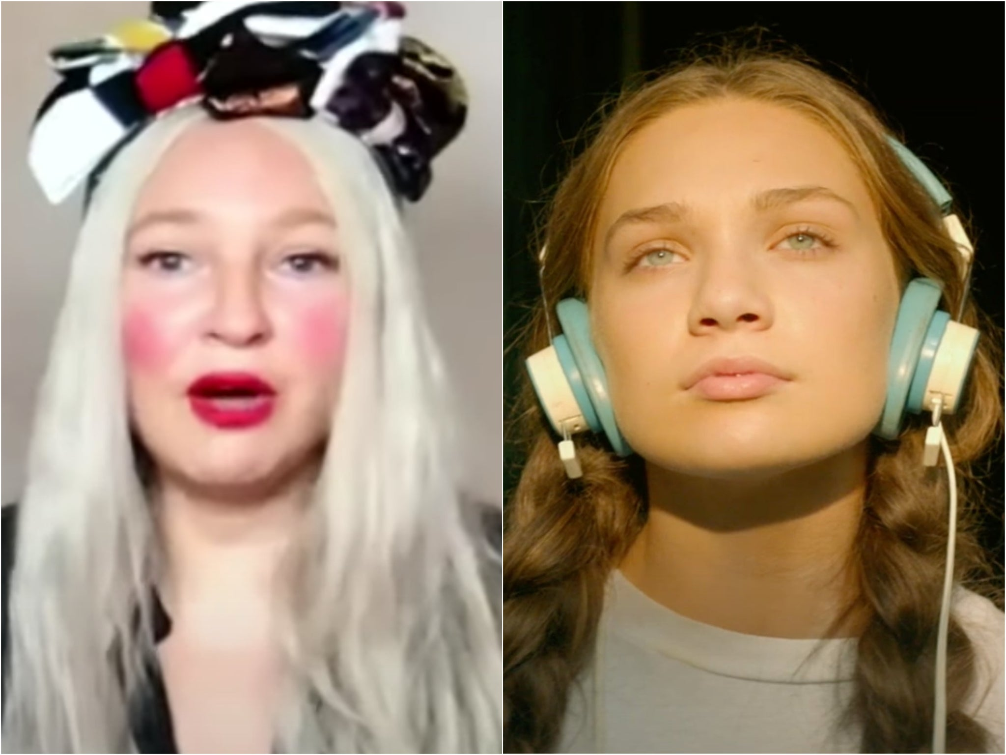 Sia says decision to cast Maddie Ziegler over autistic actor in her new film was 'nepotism'