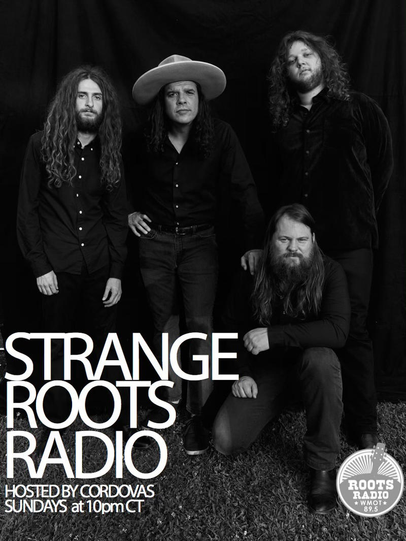 WMOT Adds Strange Roots Radio, Hosted By Cordovas to Sunday Night Lineup