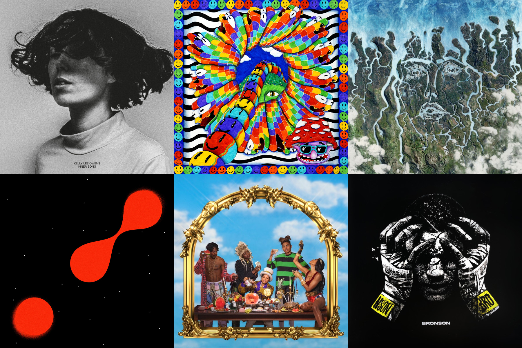 ThisSongIsSick's Top 20 Electronic Albums Of 2020