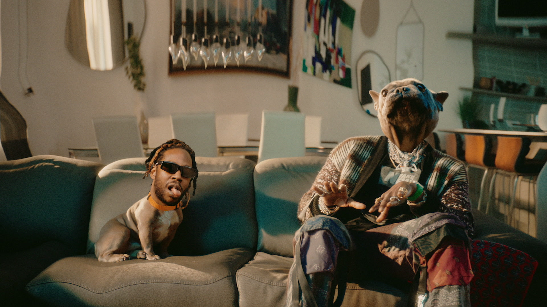 "2 Chainz And Trappy Go On A Psychedelic Trip In New Visual For ""Grey Area"" – RESPECT."