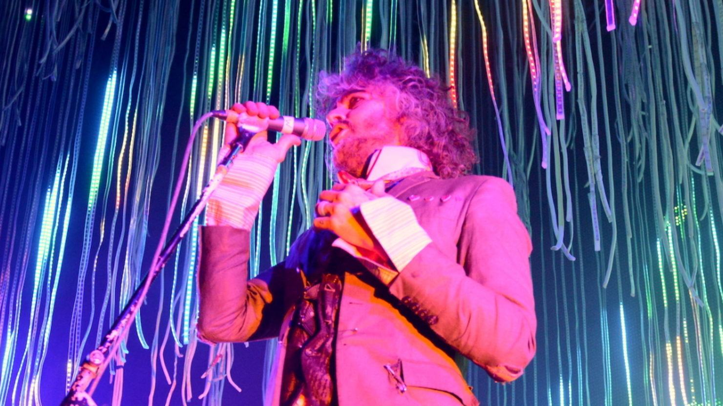 The Flaming Lips Perform For 'Austin City Limits' In 2004