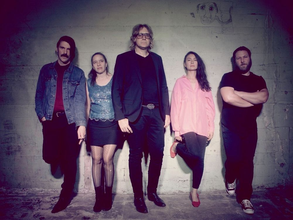 Montreal psych-rockers the Besnard Lakes survive the pandemic's storm