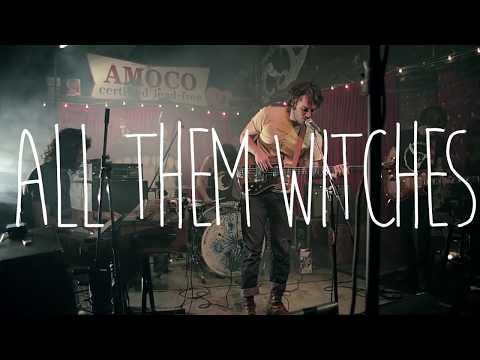"All Them Witches – ""When God Comes Back"" (Psych. Live.)"