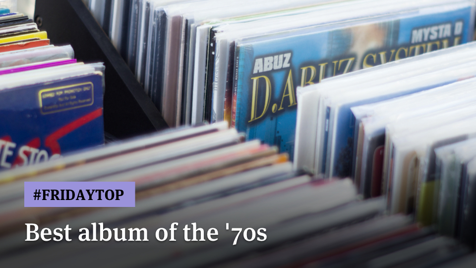 Friday Top: 25 Best Albums of the 1970s | Articles @ Ultimate-Guitar.Com – Ultimate-Guitar.Com