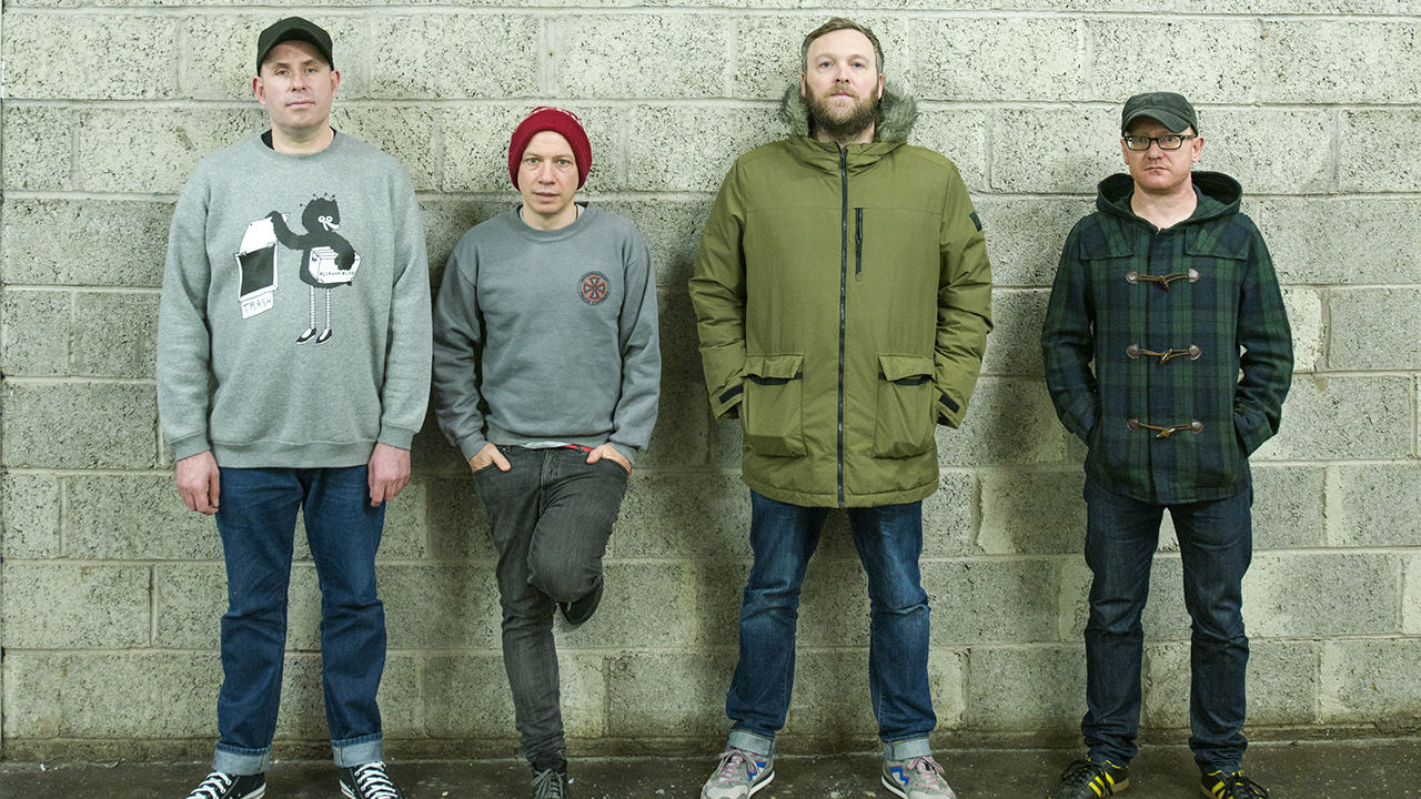 Mogwai join Double J as Artist In Residence this February – Music Reads