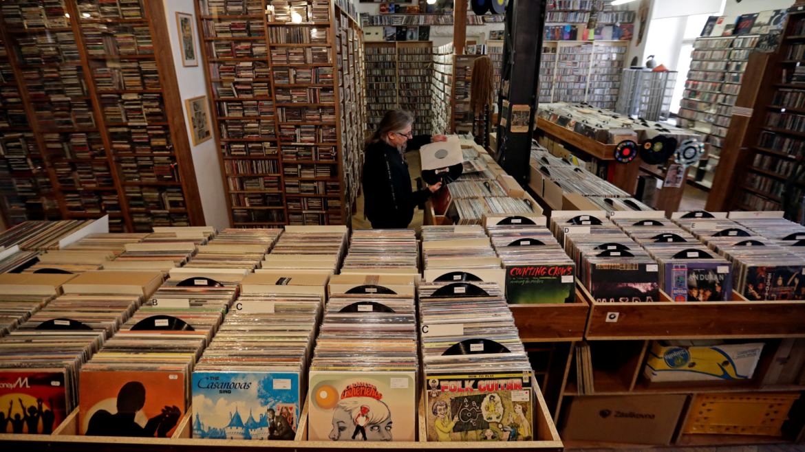 Music to the ears: Czech vinyl company's sales reach a record high