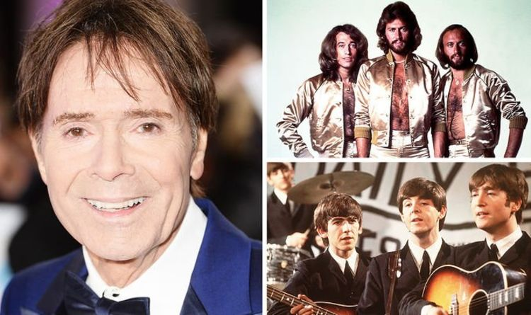 Cliff Richard swipe at 'arch-rivals' Beatles for 'being step behind Bee Gees' | Music | Entertainment