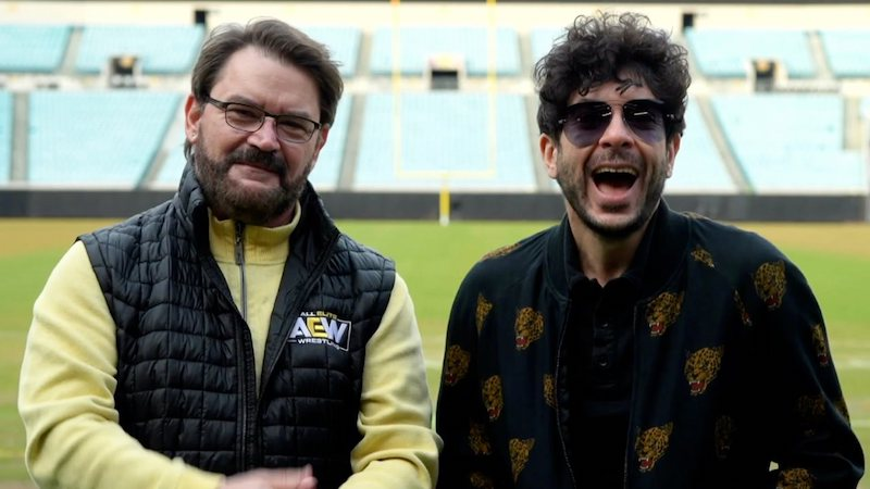 Tony Khan Is 'Punk Rock', It Takes Balls To Pull Off What He's Doing