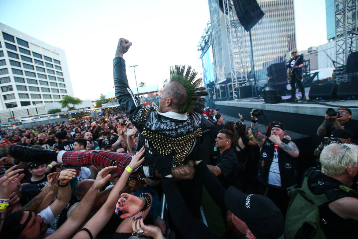 Punk Rock Bowling reschedules again, line-up changes