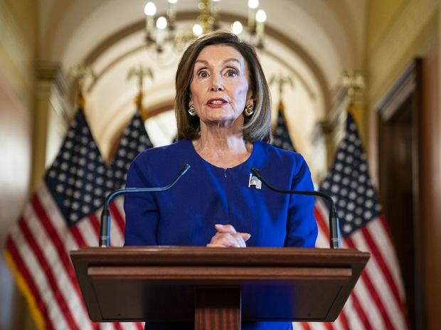 Nancy Pelosi says independent commission will examine US Capitol riot