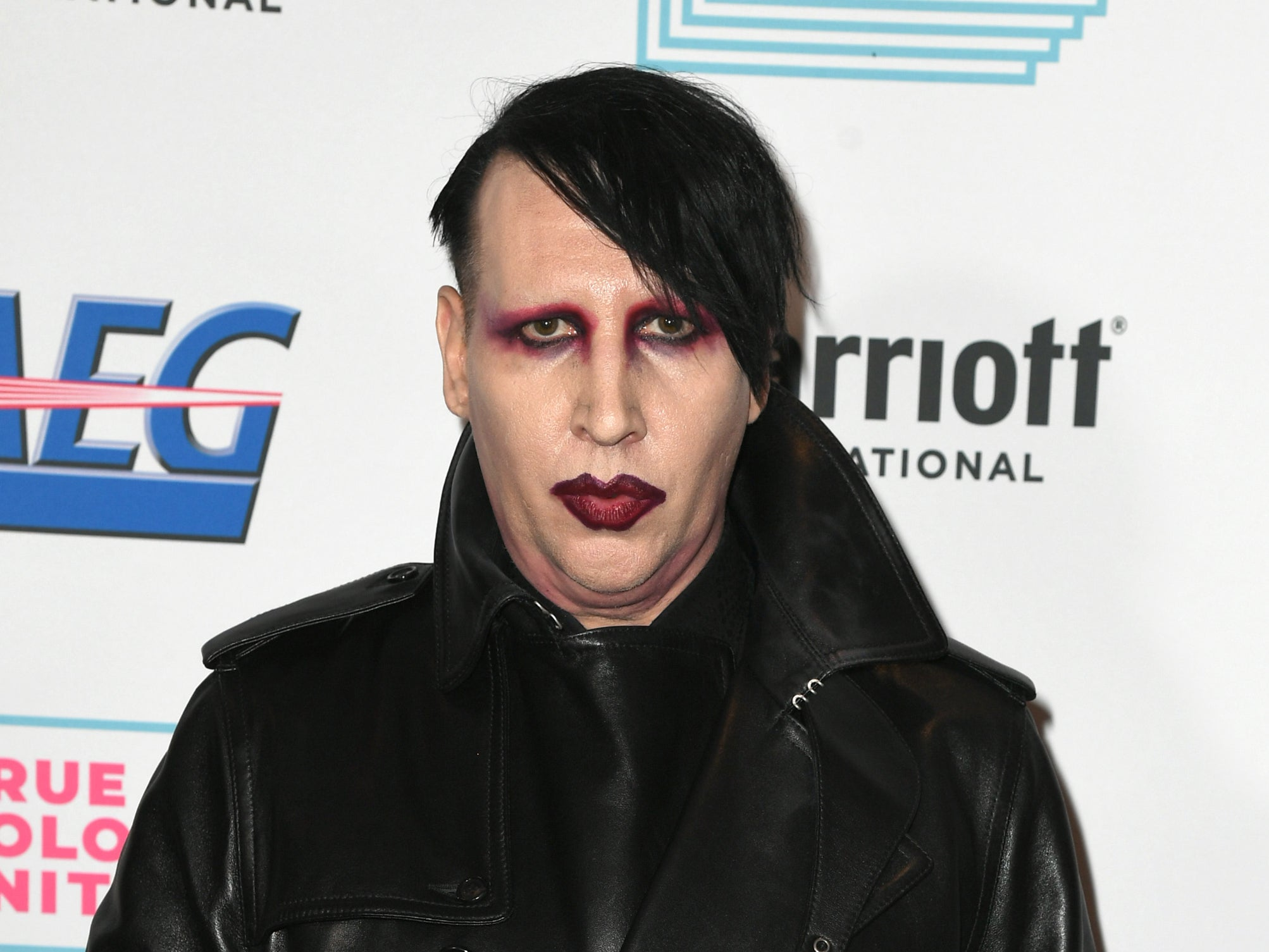 Marilyn Manson dropped by talent agency CAA in wake of abuse allegations