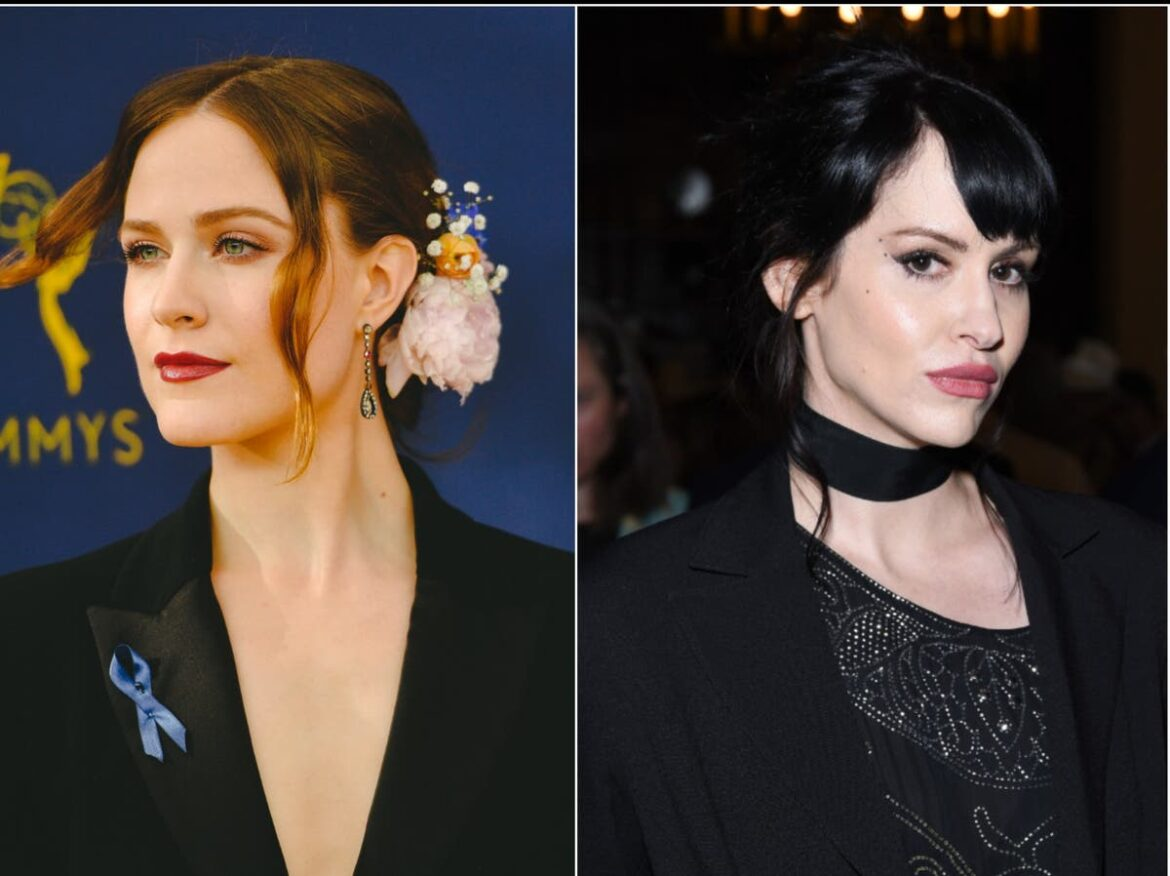 Evan Rachel Wood shares police report filed after alleged threats from Marilyn Manson's wife, Lindsay Usich