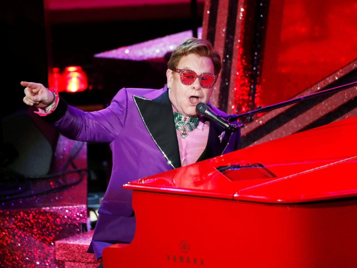 'They screwed up': Elton John demands government renegotiate Brexit deal for musicians