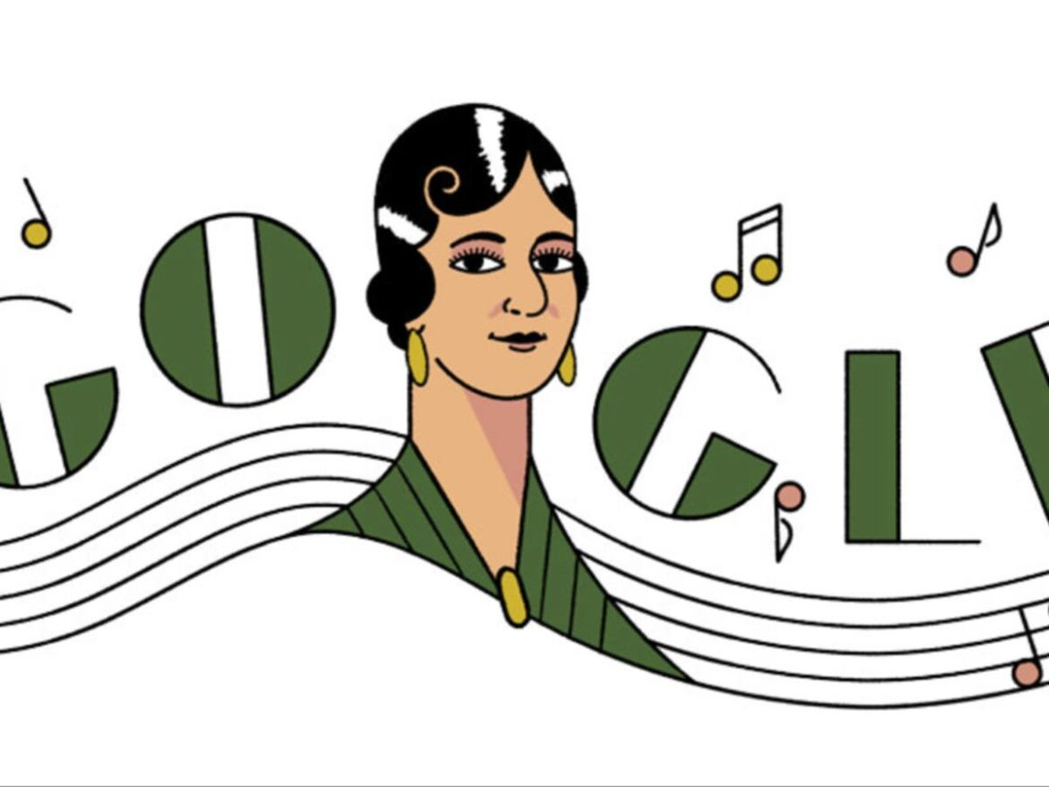 Maria Grever: Google Doodle honors one of Mexico's 'greatest composers'