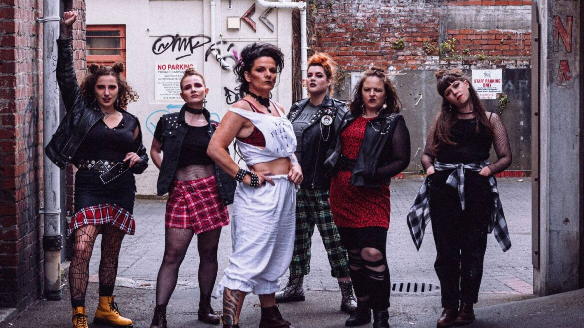 A punk-rock stage ode to women's pioneer Kate Sheppard