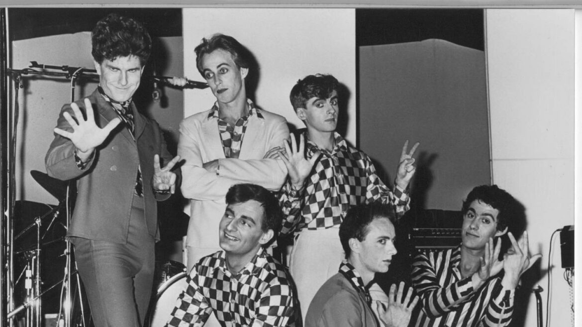 Paying tribute to the musical legacy of True Colours by Split Enz