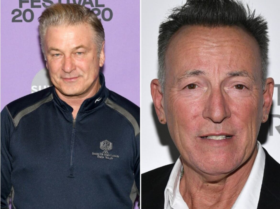 Alec Baldwin suggests Bruce Springsteen's DWI arrest was because he's a liberal