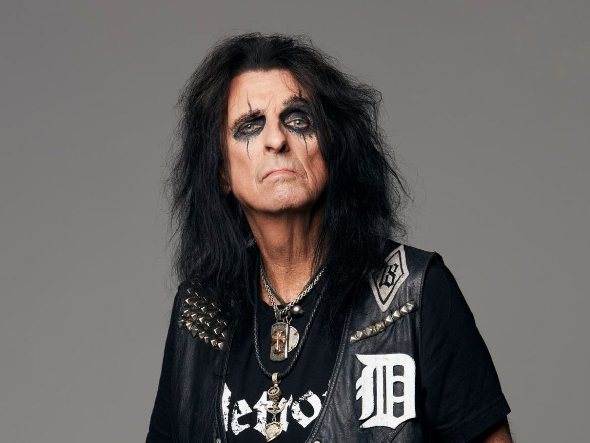 Alice Cooper: 'You could cut off your arm and eat it on stage now. The audience is shock proof'