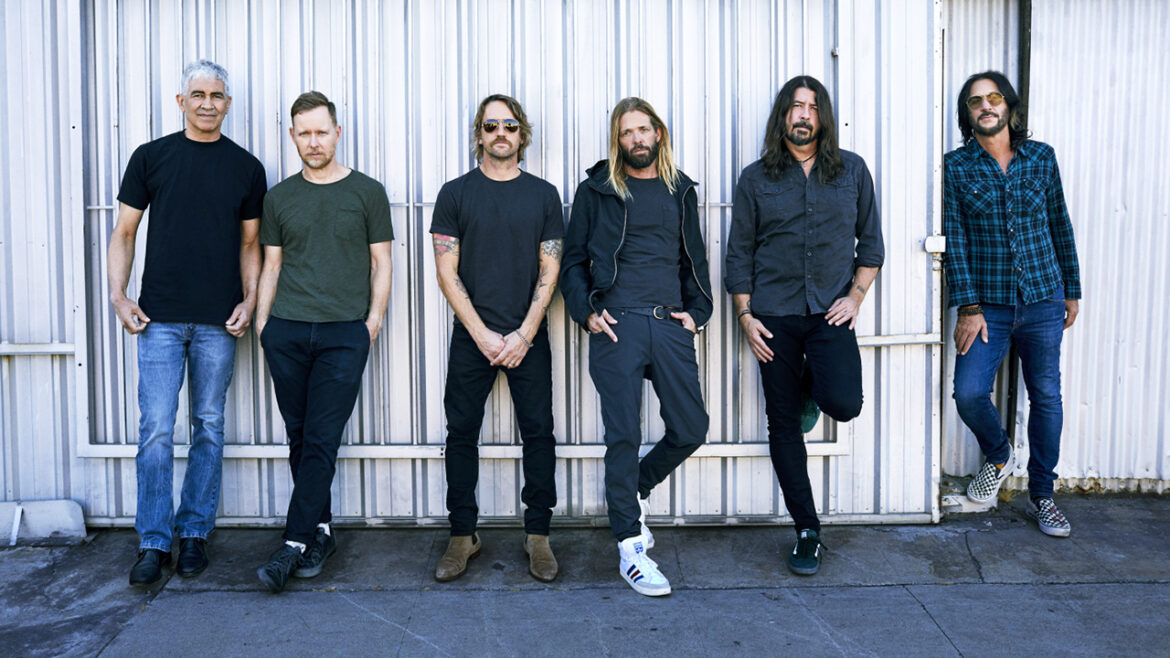 Foo Fighters and Kate Ceberano debut in top five on ARIA Albums Chart