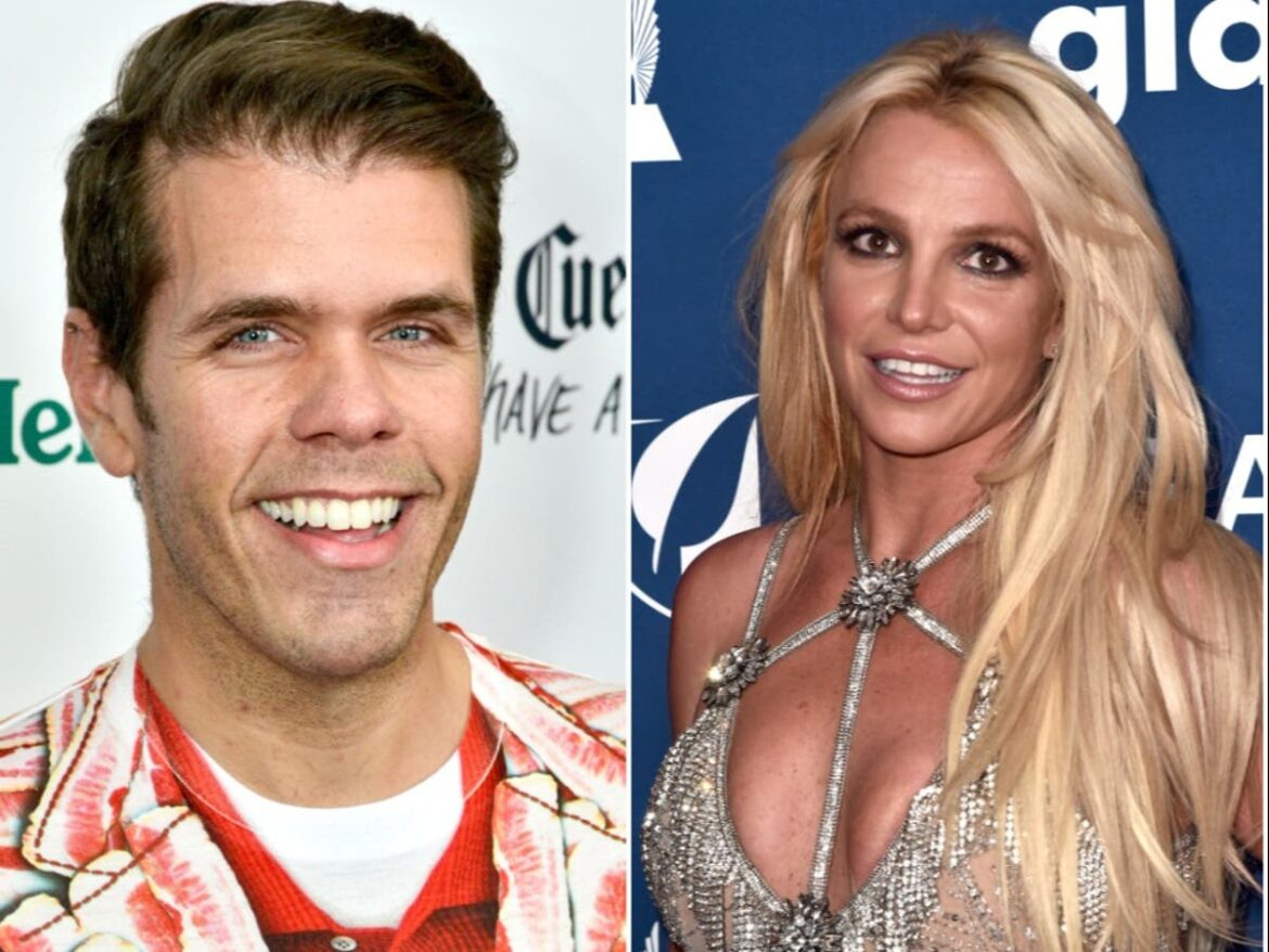 Perez Hilton has 'regret' for his treatment of Britney Spears in the 2000s