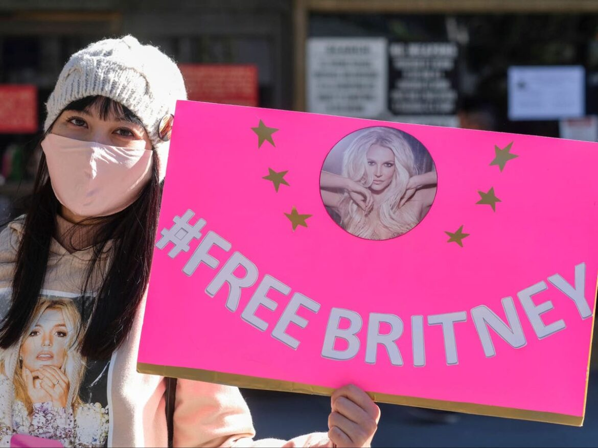 Britney Spears's supporters don't fit the stereotype of crazed fans