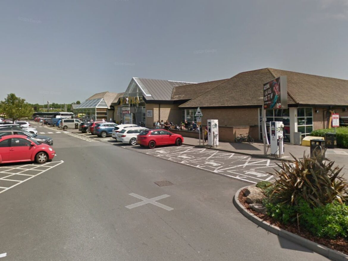 18 people rescued from refrigerated lorry in Cambridgeshire