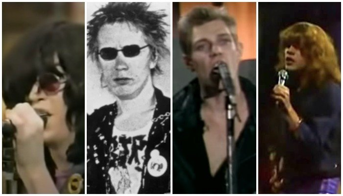 Best punk TV moments | '70s '80s bands playing on television