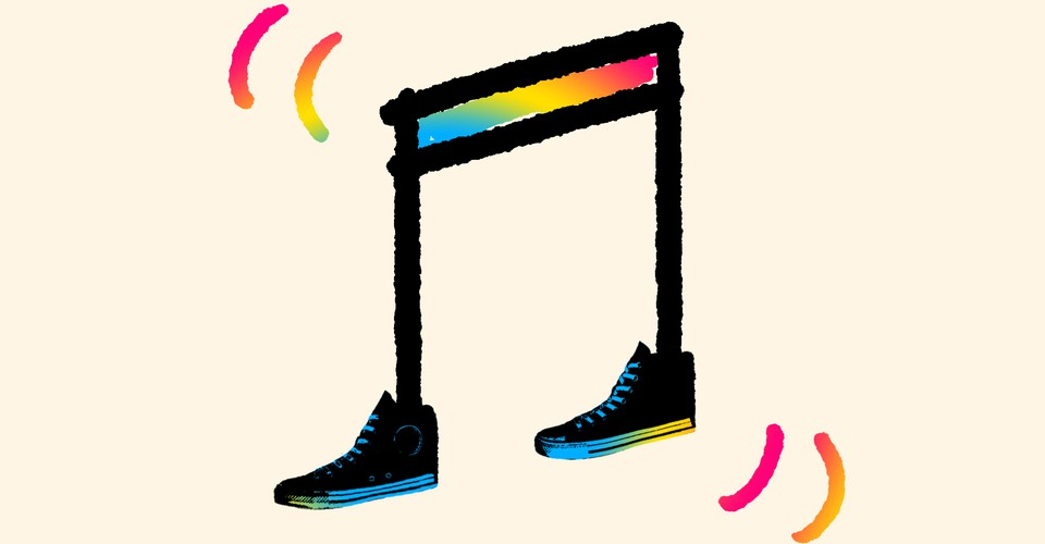 A Playlist for Your Next Walk