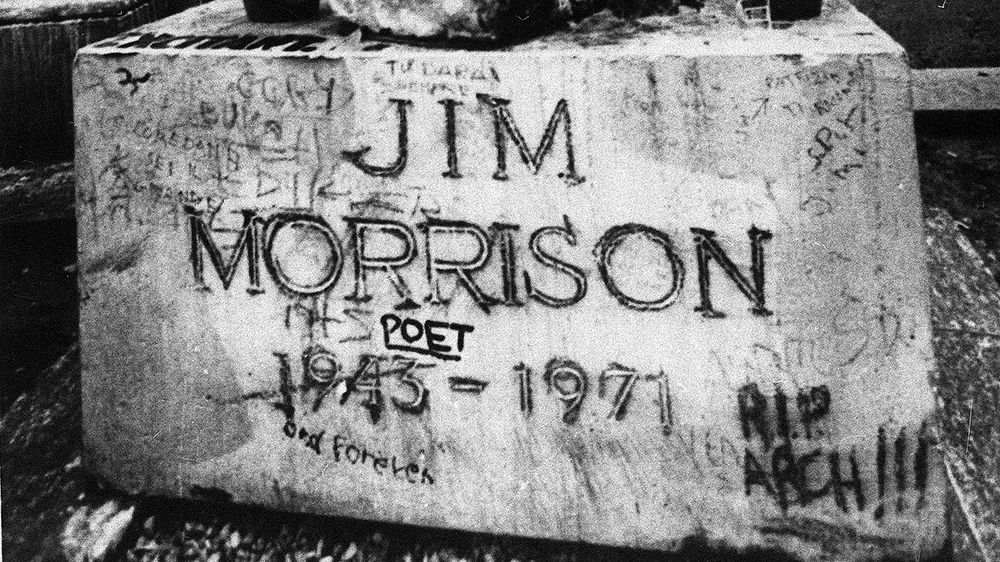 600-Page 'Collected Works of Jim Morrison' Book to Mark 50th Anniversary of Doors Singer's Death – Yahoo Eurosport UK