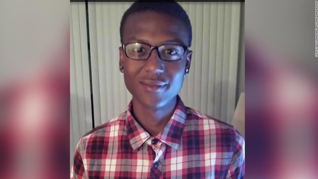 Elijah McClain: Sheneen McClain relieved her son 'is no longer labeled a suspect' after investigation into officers' actions