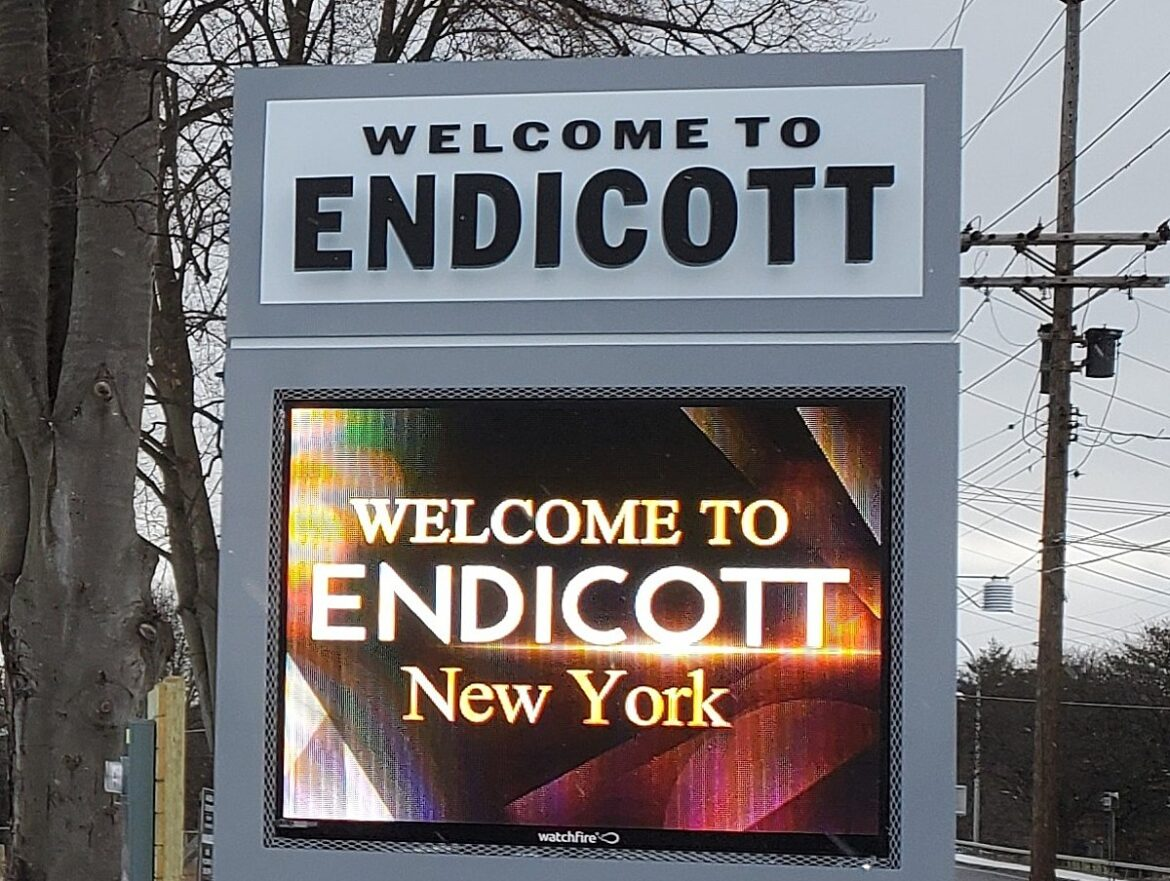 "Three Endicott Trustees Say Village is ""Open for Business"""