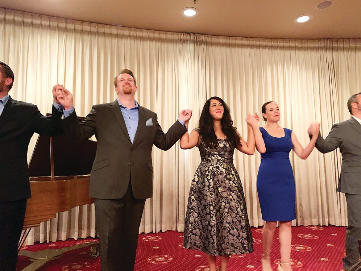 Young opera singers set to compete