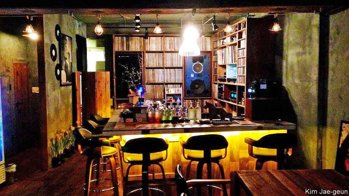 Exit music – The rise and charms of LP bars in South Korea | Books & arts