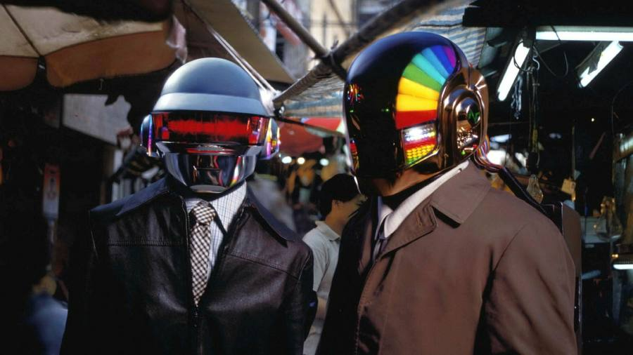 Daft Punk and the virtues of mystery