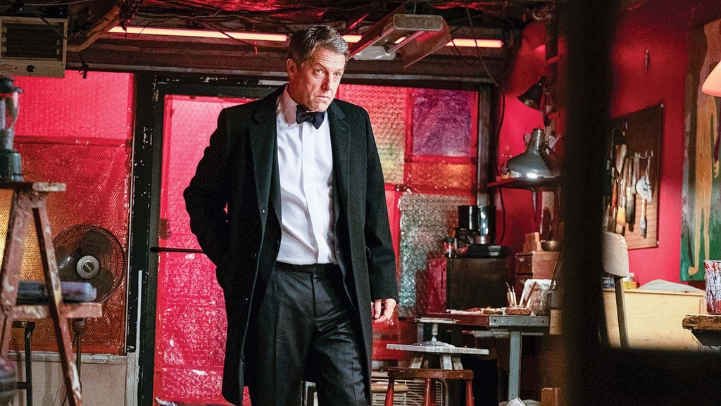 "Hugh Grant on 'The Undoing' Golden Globes Nom: ""It's a Relief Not to Have to Pretend to Be a Nice Guy"""