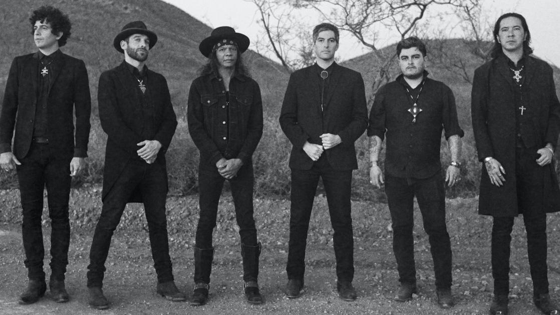 Tucson rock band XIXA releases long awaited sophomore album | Caliente