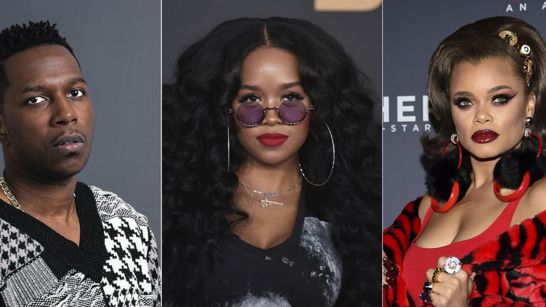 Odom Jr., H.E.R., Andra Day score Golden Globe music nods | Entertainment