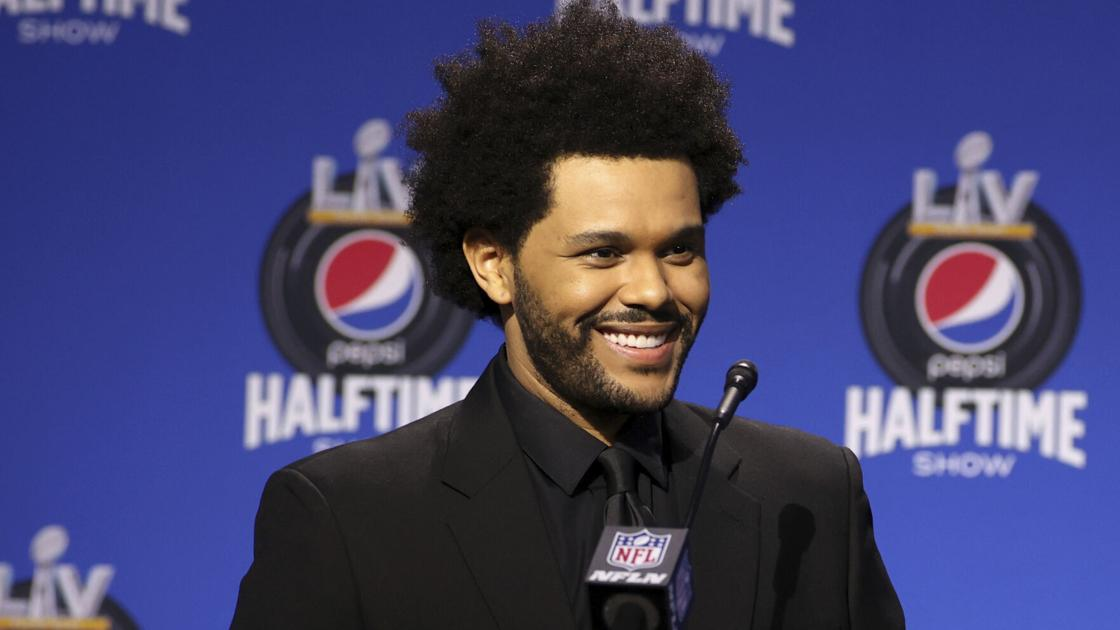 The Weeknd vows to tone it down for his Super Bowl show | Entertainment