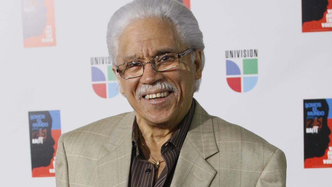 Johnny Pacheco, an idol in world of salsa, dies at age 85 | Entertainment