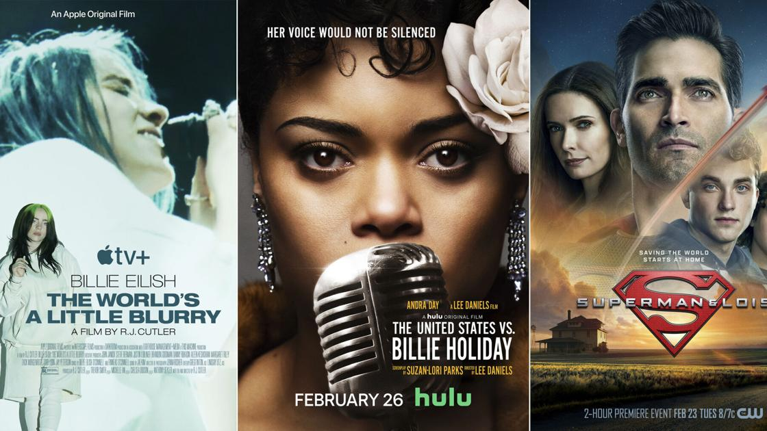 New this week to TV, streaming and more: Billie Eilish, Billie Holiday and Superman – Grand Island Independent