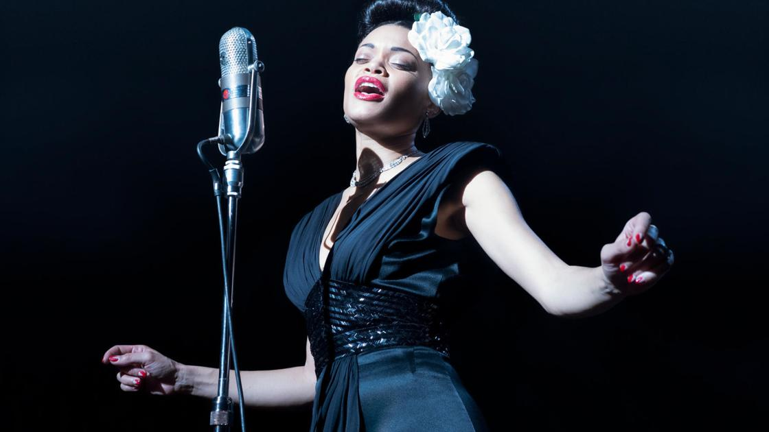REVIEW: Andra Day gives 'U.S. vs. Billie Holiday' its voice | Movies