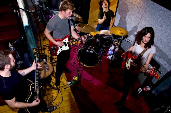 Newport-based punk band Meds puts out first full-length album