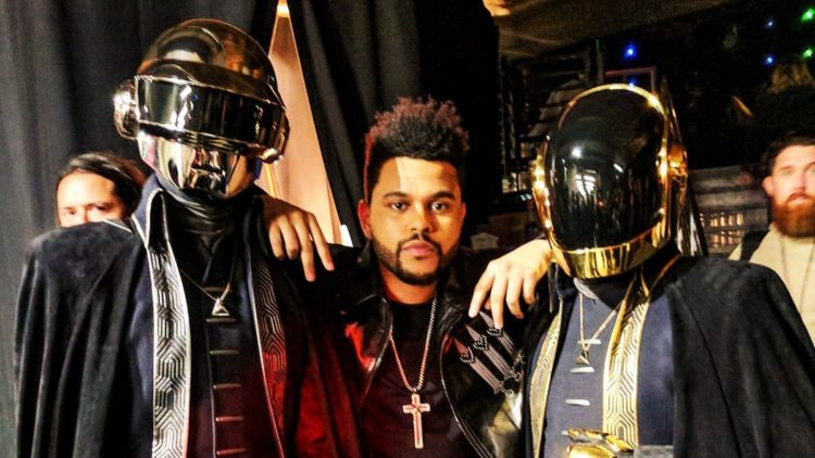 Could The Weeknd Be Planning A Daft Punk Appearance At The Super Bowl?