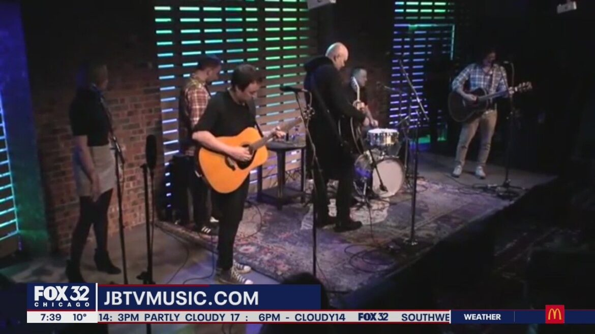 JBTV streaming big-league lineup to benefit Chicago's independent music venues – FOX 32 Chicago